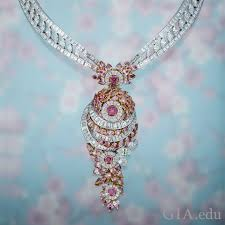 pink star diamond necklace reasons for a pink diamond engagement ring