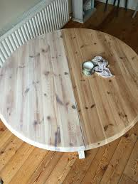 Waxed Pine Dining Table Upcycle An Pine Dining Table Inside Upgrade