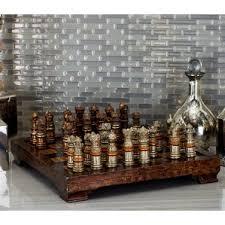 large chess piece decor wayfair