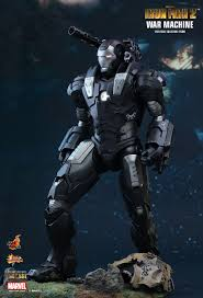 toys iron man 2 war machine 1 6th scale collectible figure
