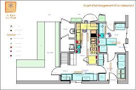 plan d une cuisine de restaurant sarl temp o froid commercial alimentaire traitement d air