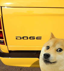 Memes Doge - doge meme is now the sponsor of dodge cars