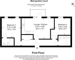 Metropolitan Condo Floor Plan 2 Bedroom Apartment For Sale In Metropolitan Court 6 Hayling Way