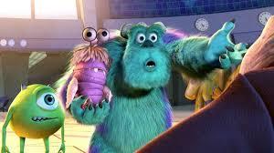 pixar monsters child detection science fiction