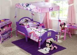 Minnie Mouse Bed Frame Minnie Mouse Toddler Canopy Bed Delta Children U0027s Products