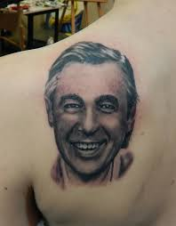 mr rogers tattoos very tattoo