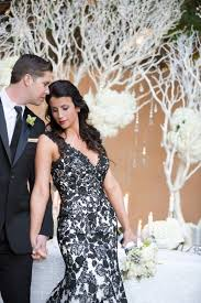black and white wedding bridesmaid dresses 25 gorgeous looks for the offbeat