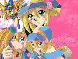 verry perfect yami yugi and magician