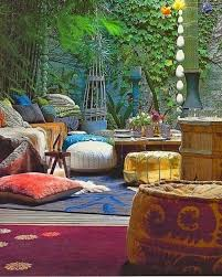 moroccan style decor in your home moroccan style outdoor patio be zen a relaxing sanctuary