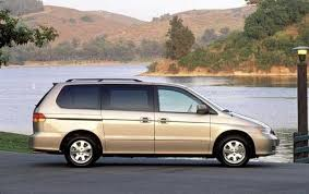 2002 honda odyssey ex l used 2002 honda odyssey for sale pricing features edmunds