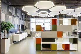 home ceiling decoration futuristic office design with unique exposed ceiling ideas
