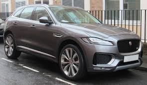 all black jaguar jaguar f pace wikipedia