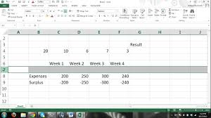 Drawer Balance Sheet Template Ms Excel 2013 Tutorial For Beginners Part 3 How To Use Excel