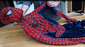 the perfect spider man costume replica youtube