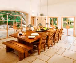 high rise kitchen table dining room very glass design osborne from three ideas for timber
