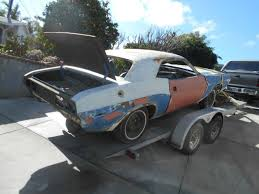 1973 dodge challenger parts challenger dodge 1973 solid builder donor pro touring parts re