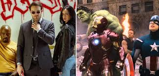 is netflix doing marvel better than the movies verdict