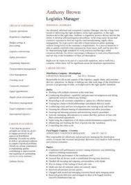 Senior Logistic Management Resume Vp by Senior Logistic Management Resume Senior Logistics Advisor
