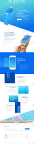 142 best ux ui landing page design images on pinterest