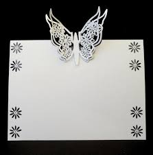 butterfly pop up card placemat svg on craftsuprint designed by