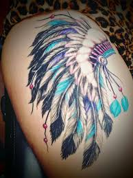 indian headdress tattoo on ribs indian headdress to represent my daughter i m so in love tat