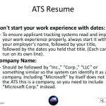 ats resume test free ats resume ats friendly resume template