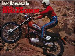 dirt bikes motocross can you believe that in 1969 this was considered a dirt bike