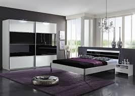 chambre noir et blanche beau chambre blanche et noir et enchanteur chambre coucher noir et