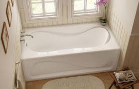 maax cocoon 60 x 30 ifs soaker bathtub left drain at menards
