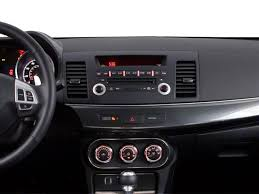 mitsubishi lancer sportback interior 2012 mitsubishi lancer price trims options specs photos