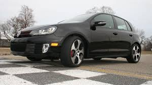 black volkswagen gti the 2010 volkswagen gti four door an u003ci u003eaw u003c i u003e drivers log autoweek