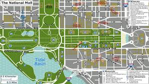 Smithsonian Map File National Mall District Map Png Wikimedia Commons