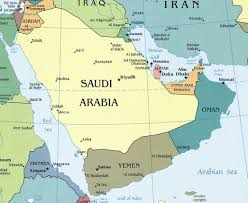 A Map Of The Middle East by Dubai On A Map U2013 Leoz