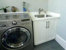 Cabinet Ideas For Laundry Room Laundry Room Sink With Cabinet Medium Image For Laundry Room