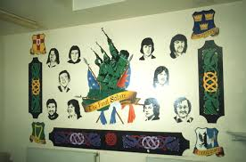Irish Republican Army Flag Prison Murals In Northern Ireland Art And Resistance Social Justice