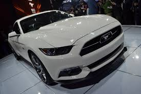 2015 ford mustang 50th anniversary edition limited to 1 964 units