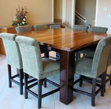 wood block dining table butcher block dining room table dining table
