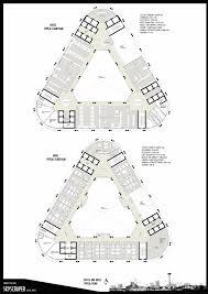Skyscraper Floor Plan by Presidents Medals Energy Efficient Skyscraper Reintegrating