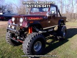 jeep scrambler for sale used jeep scrambler for sale bestride com