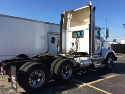 kenworth chassis 2014 kenworth t800 daycab fedex trucks for sale