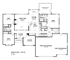 floor plans with 3 car garage best ranch house plans with 3 car garage r53 in wonderful