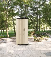 Cool Shed Ideas Patio Cool Rubbermaid Storage Shed Ideas With Stone Walkway And