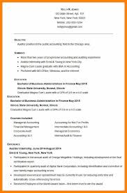 5 accountant resume in word format computer invoice