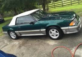 1992 ford mustang 1992 ford mustang in ta florida stock number c123127l