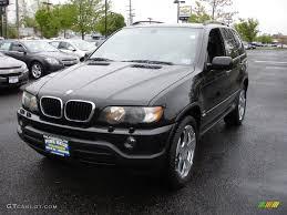 Bmw X5 Black - 2003 black sapphire metallic bmw x5 3 0i 29097200 gtcarlot com