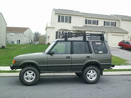 1997 land rover discovery information and photos momentcar