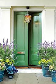 10 colorful front doors that u0027ll make you want to bust out the