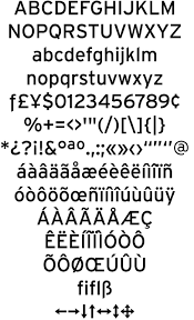 font bureau fonts font bureau fonts interstate more info typefaces