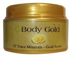 Scrub Gold 92 trace minerals gold scrub buy in delhi