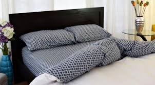 Who Invented The Duvet This Is A Dual Zone Climate Control Duvet And It Will Make The Bed